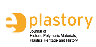 e-plastory - Journal of Historic Polymeric Materials, Plastics Heritage and History